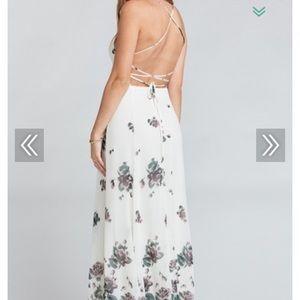 Show me your mumu maxi dress size small